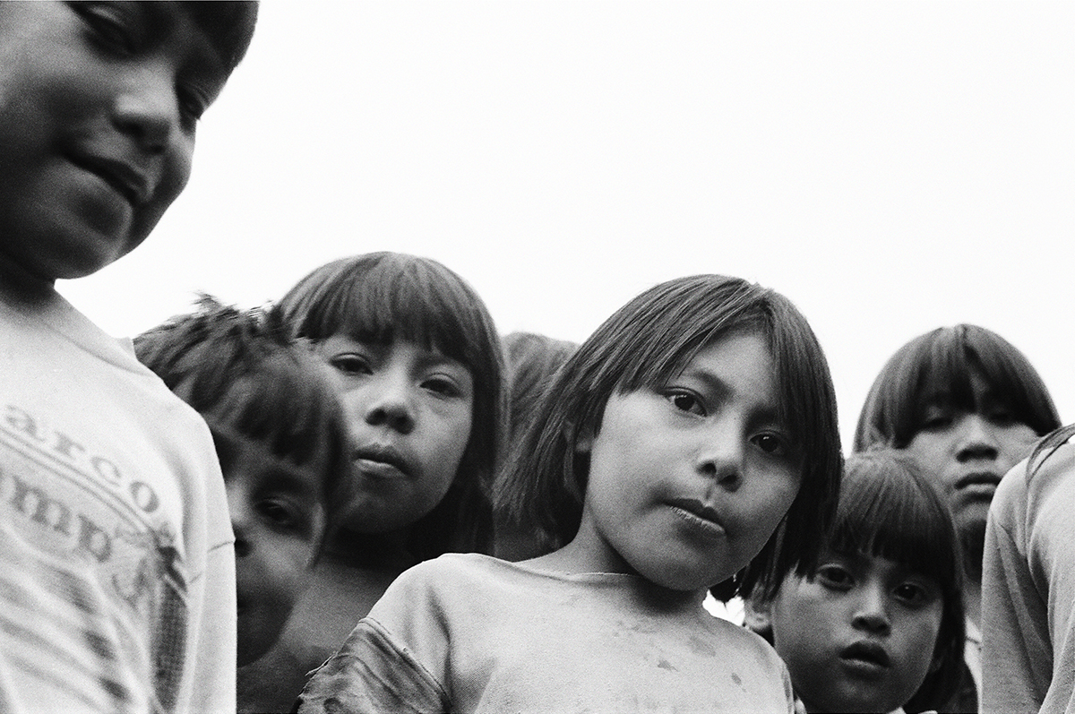 Formosa, Argentina. Jun 2002